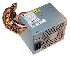 dell mh596 optiplex 745 model dcne 280w power supply small