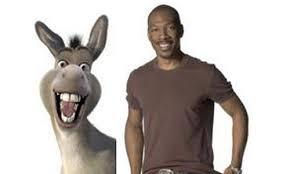 eddie murphy characters donkey shrek dose funny
