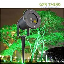 Landscape Laser Light Remote Landscape Lighting Comfortable Remote