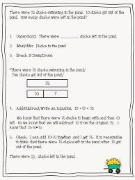 collections of math word problems second grade kidergarten
