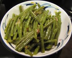 cuisine haricot vert haricots verts en sauce vegan nanoune devient végétarienne