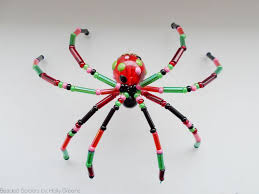 813 best spiders and bugs images on beaded spiders