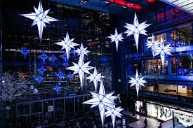 holiday lights in new york city tineey