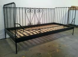 Daybed Frame Ikea Metal Bed Frame Ikea Dynamicpeople Club