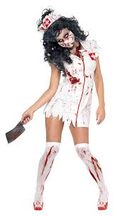 zombie nurse costume for women