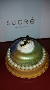 new orleans king cake delivery king cake bread pudding tart picture of sucre new orleans