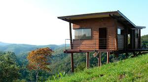 casa em guararema a small wooden house in brazil cabana