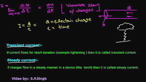 cbse class 12 physics chapter 3 part 1 current electricity youtube