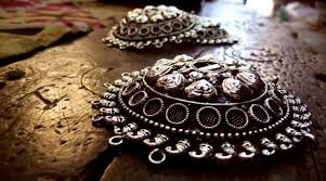 white metal jewelry kutch gujarat gaatha ग थ handicrafts