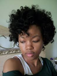 short hairstyles with curls for black girls some inspiration for