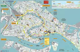 Italy Cities Map by Venice City Map