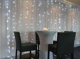 wedding backdrop fairy lights stradbroke island events fairy light white curtain backdrop for