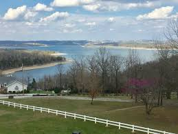 Table Rock Mo by Just One Of The Beautiful Section Of Table Rock Lake Near Point
