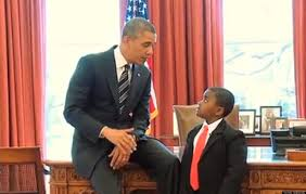 Barack Obama Oval Office Obama Kid President Meet In Oval Office Video Huffpost