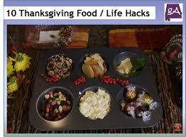 explore ten cool thanksgiving food hacks alabama