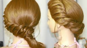 elegant twist updo video dailymotion