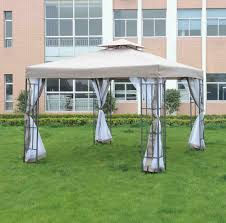 Gazebo Tent by Diy Outdoor Gazebo Tent For Wedding House Decorations And Furniture