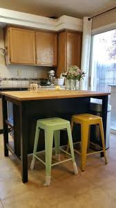 threshold kitchen island target island kitchen target stools in mint and yellow kitchen