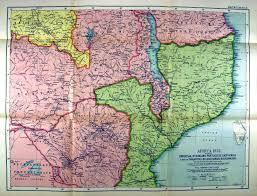 Imperialism Africa Map by The History Of Zimbabwe Cecil Rhodes Hurns Imperialism