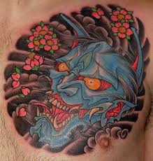 32 best japanese fox tattoo with flowers images on pinterest