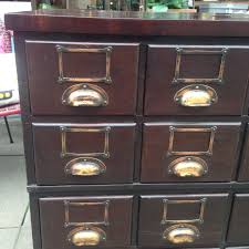 antique 24 drawer cabinet the consortium vintage furniture
