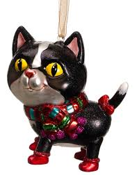 cat ornaments deizinz