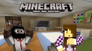 minecraft xbox let u0027s play house game room party room 10 youtube