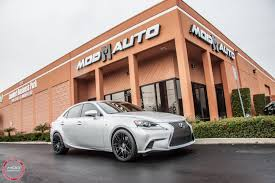 widebody lexus is350 lexus is350 on forgestar f14 wheels gets tanabe exhaust