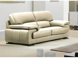 canap haut de gamme en cuir canapé fixe hermes en cuir 2 places design blanc haut gamme