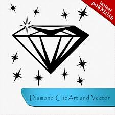 Diamond Svg Diamond Silhouette Cricut Diamond Diamond Clipart