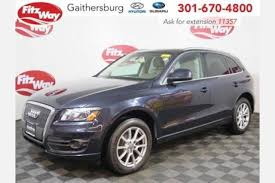 audi frederick used audi q5 for sale in frederick md edmunds