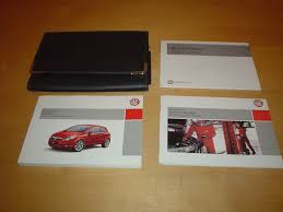 vauxhall opel corsa d owners manual handbook with wallet 2006