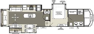 Montana Rv Floor Plans by Forest River Sierra Trailers For Sale In Lake Charles Louisiana