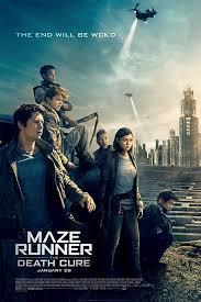 jadwal film maze runner 2 di indonesia film maze runner the death cure 2018 bioskop today