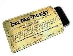25 unique golden ticket template ideas on pinterest golden