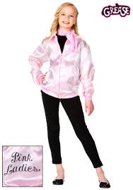 Halloween Shirts For Babies by Child Grease Pink Ladies Jacket