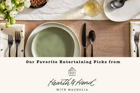 our fave entertaining picks from hearth hand with magnolia at magnolia picks from target