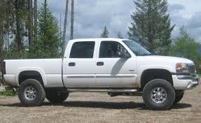 lifted white gmc pictures of white trucks page 7 chevy and gmc duramax diesel