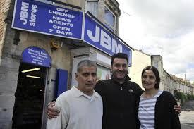 jbm bureau jbm stores voted best convenience store wiltshire times