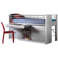 bureau gris laqué bureau gris laque achat vente pas cher