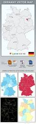 Essen Germany Map by Germany Layered Vector Map By Art101 Graphicriver