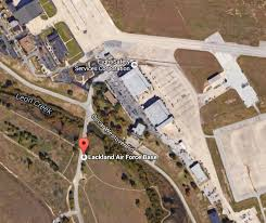 Lackland Air Force Base Map Airman Commander Dead In Murder At Lackland Afb