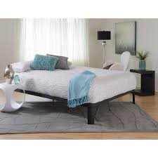 Overstock Platform Bed Motif Design Lunar Deluxe Black Platform Bed Free Shipping Today