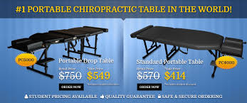 portable chiropractic drop table solid portable chiropractic tables portable chiropractic drop table