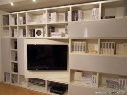 libreria tv brushed laquered bookshelves my space diotti a f italian