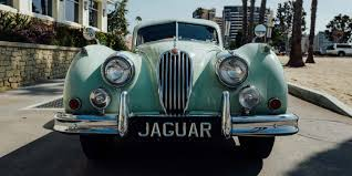 Chequered Flag Marina Del Rey Patina Perfect Driver 1955 Jaguar Xk140 Se U2022 Petrolicious