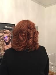 Satin Hair Color Chart Wella Illumina Formula 1 2 7 43 And 1 2 9 03 With 20 Vol Peroxide