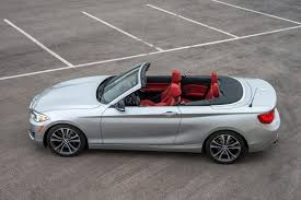 228i bmw review 2015 bmw 228i convertible ny daily