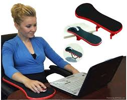 Comfortable Mouse Pad Restman Computer Arm Support Rest Chair Desk Armrest Ergonomic