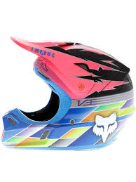 motocross helmets fox 80 u0027s u0026 90 u0027s custom painted helmets of the stars moto related